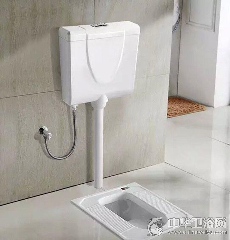 蹲便器水箱怎么安装?