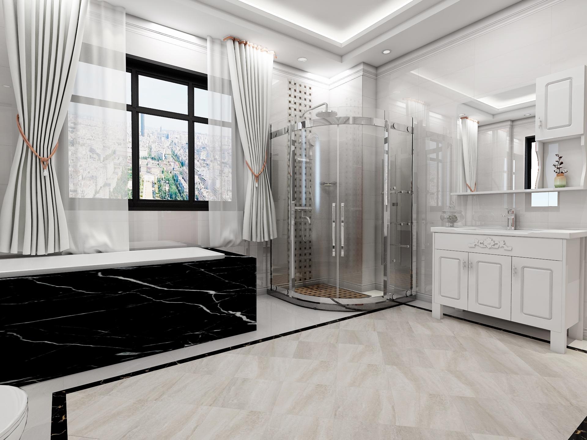 金柏丽雅卫浴丨卫浴间的新时尚,小资情调的生活享受