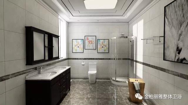 想要一个美观舒适的卫浴间?这些细节你要注意