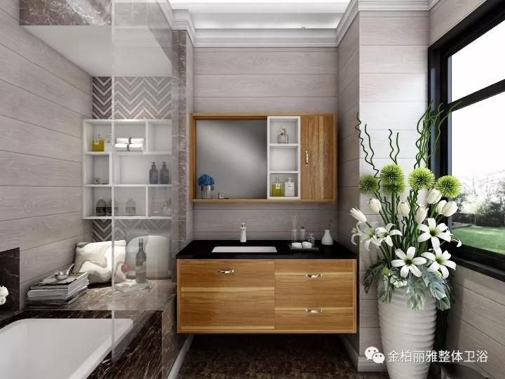 浴室装修五大要点,专为有老人小孩的家庭设计