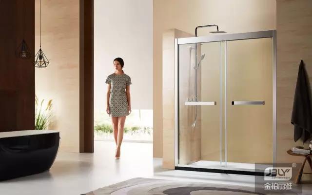 不锈钢、铝合金、铜合金淋浴房的区别