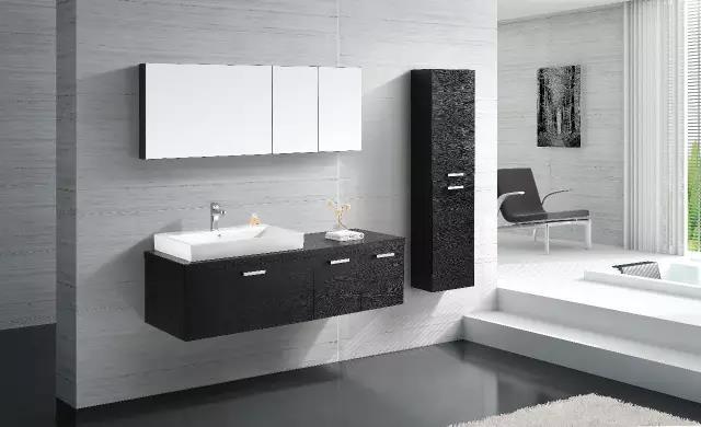 浴室柜不知道怎么选?没关系,有它就够了······